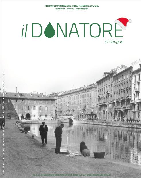Il Donatore n.36 Dicembre 2020