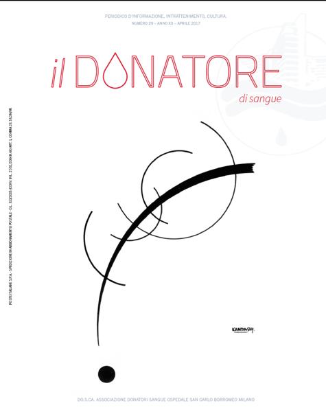 Il Donatore n.29 Aprile 2017