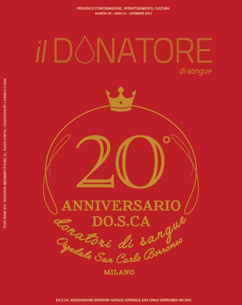 Il Donatore n.30 Dicembre 2017