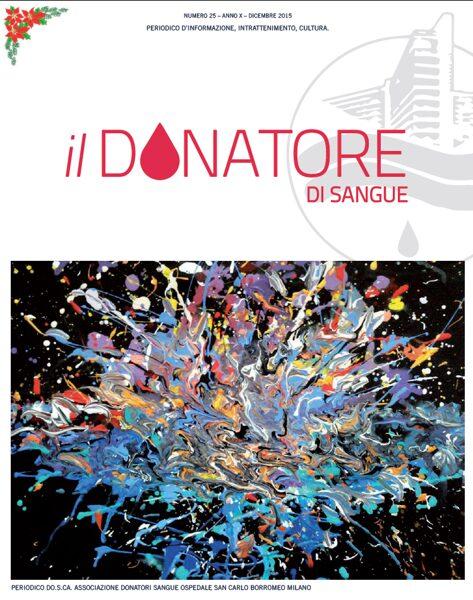 Il Donatore n.25 Dicembre 2015