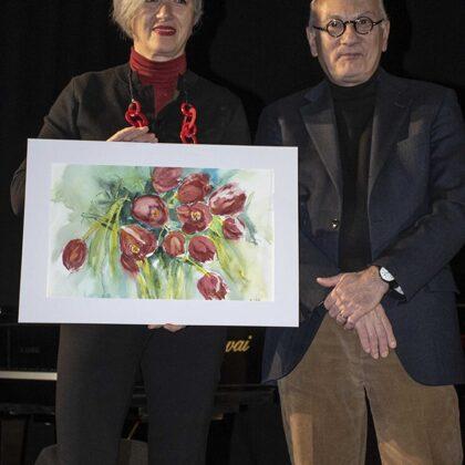 1° premio DOSCAR Pittura - Maria Domenica Lovino
