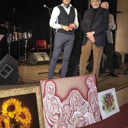 2° premio DOSCAR Pittura - Martin Dongo Enriquez