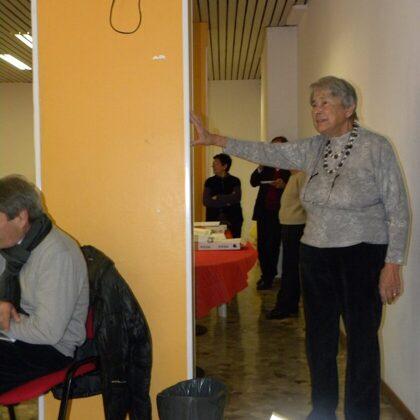 Rosina, storica volontaria di DOSCA