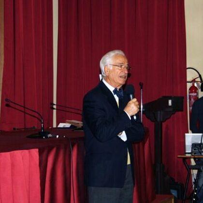 Il Presidente Eduardo Szego