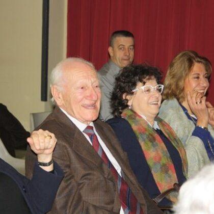 Pier Benedetto Toschi, organizzatore dell'evento