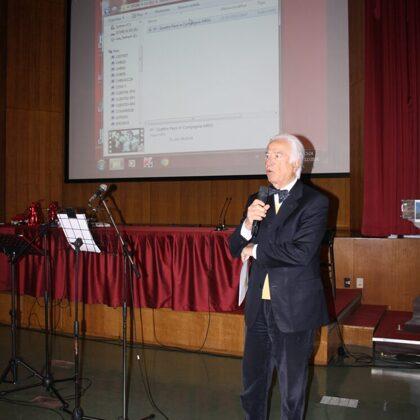 Il Presidente, Dr. Szego