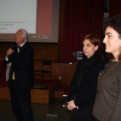 Francesca e Monica, segretarie di DOSCA