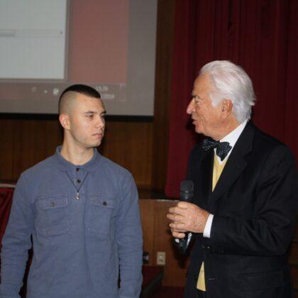 Samuel Casaccio, nuovo donatore 2016
