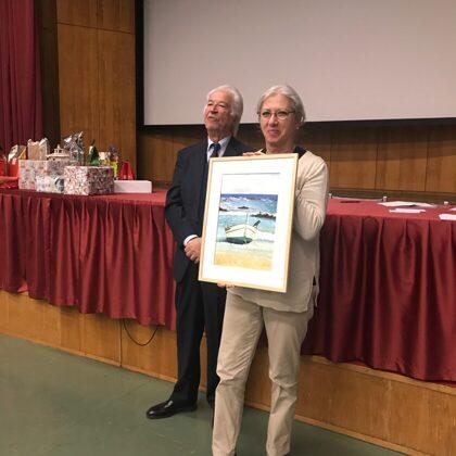 1° Premio DOSCAR pittura- Maria Domenica Lovino
