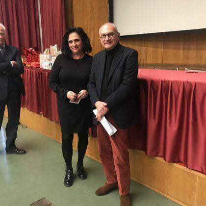 2° Premio DOSCAR poesia Marina Pedrini