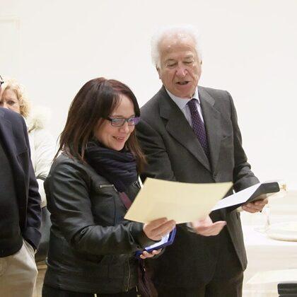 Premio DOSCAR Menzione Speciale della Giuria assegnata a Eufemia Griffo per le sue poesie