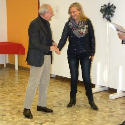 Daniela, 2° premio DOSCAR per le arti figurative