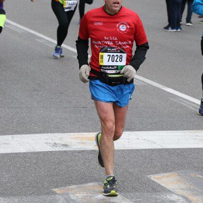 Half Maraton non competitiva 2018