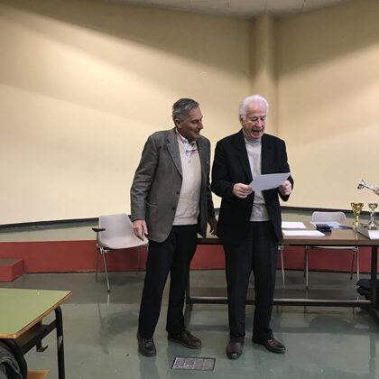 Il Presidente e il Vicepresidente di DOSCA
