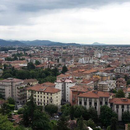 GITA SOCIALE 2016 - BERGAMO E VILLAGGIO CRESPI