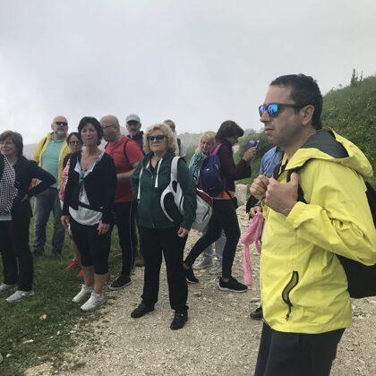 I donatori sul Monte Grappa