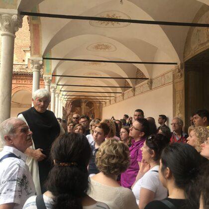 Visita alle antiche celle dei monaci della Certosa